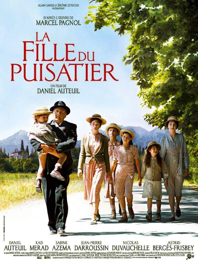 La Fille du puisatier - Film (2011)