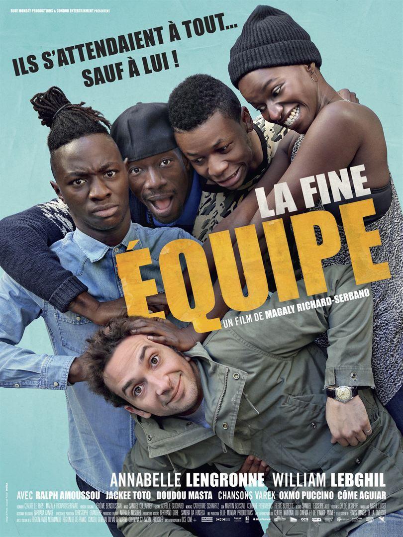 La Fine Équipe - Film (2016)