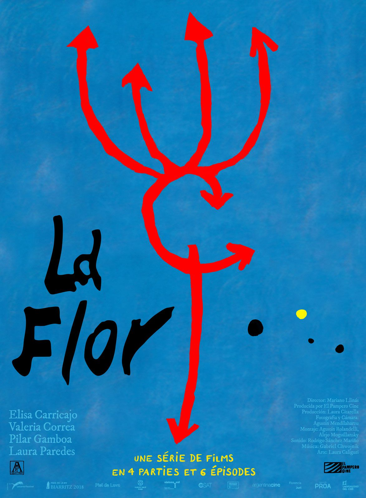 La Flor, partie 3 - Film (2019)