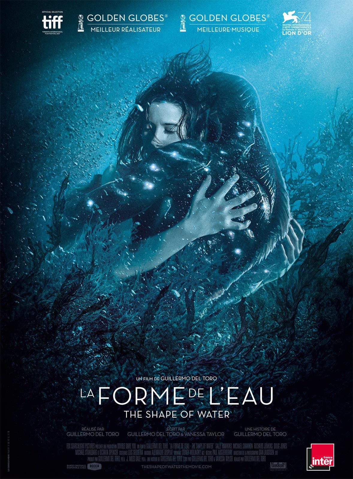 La Forme de l'eau - Film (2018)