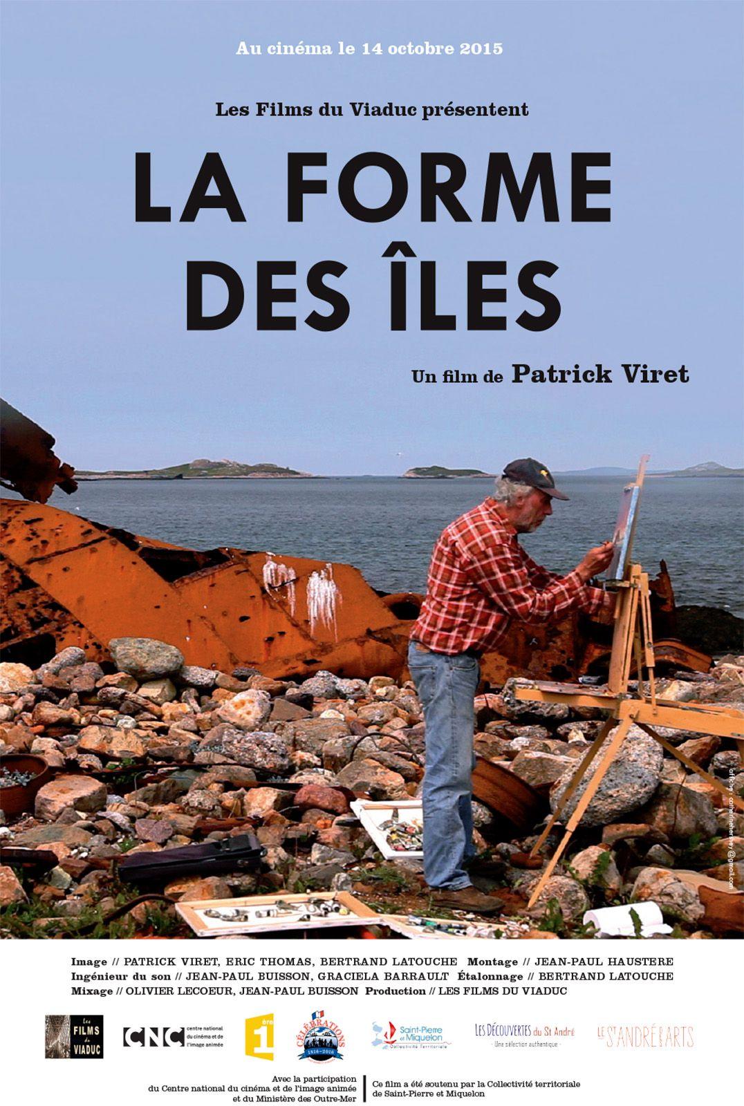 La Forme des îles - Documentaire (2015)