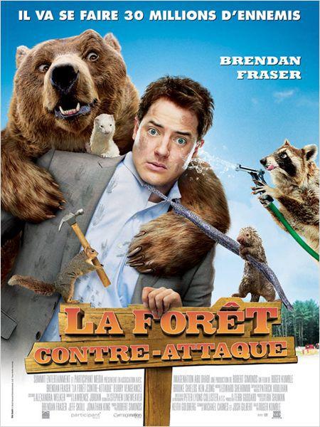 La Forêt contre-attaque - Film (2010)
