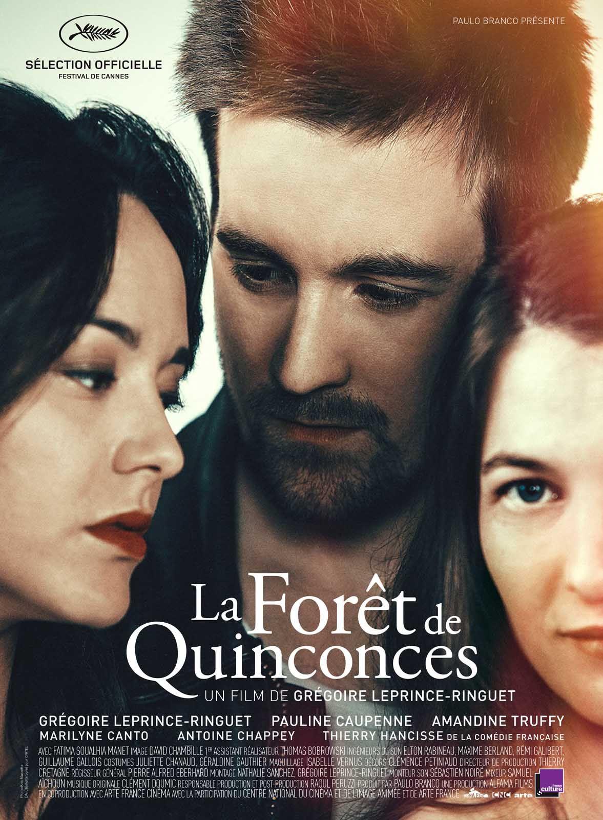 La Forêt de Quinconces - Film (2016)