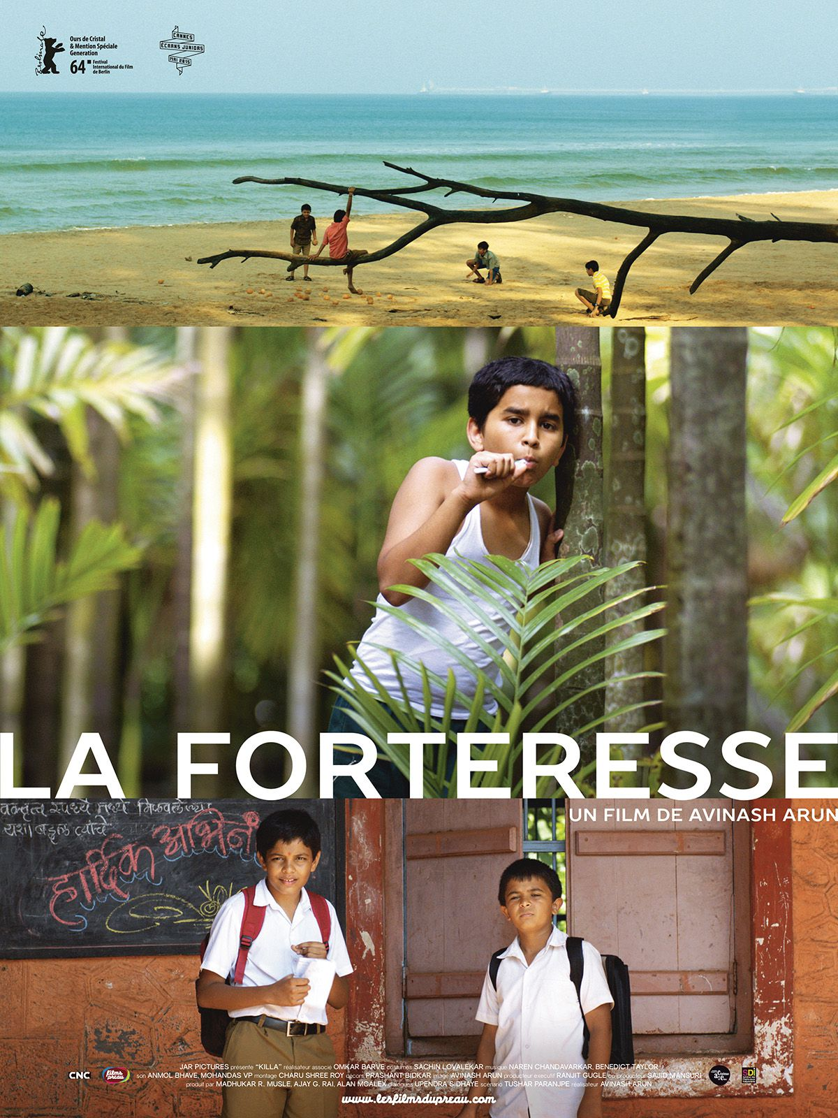 La Forteresse - Film (2015)