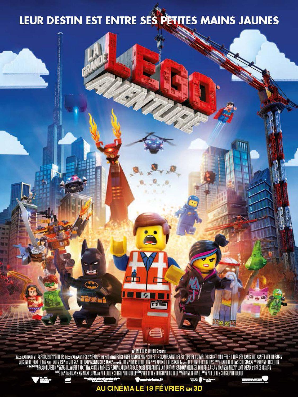 La Grande Aventure LEGO - Long-métrage d'animation (2014)
