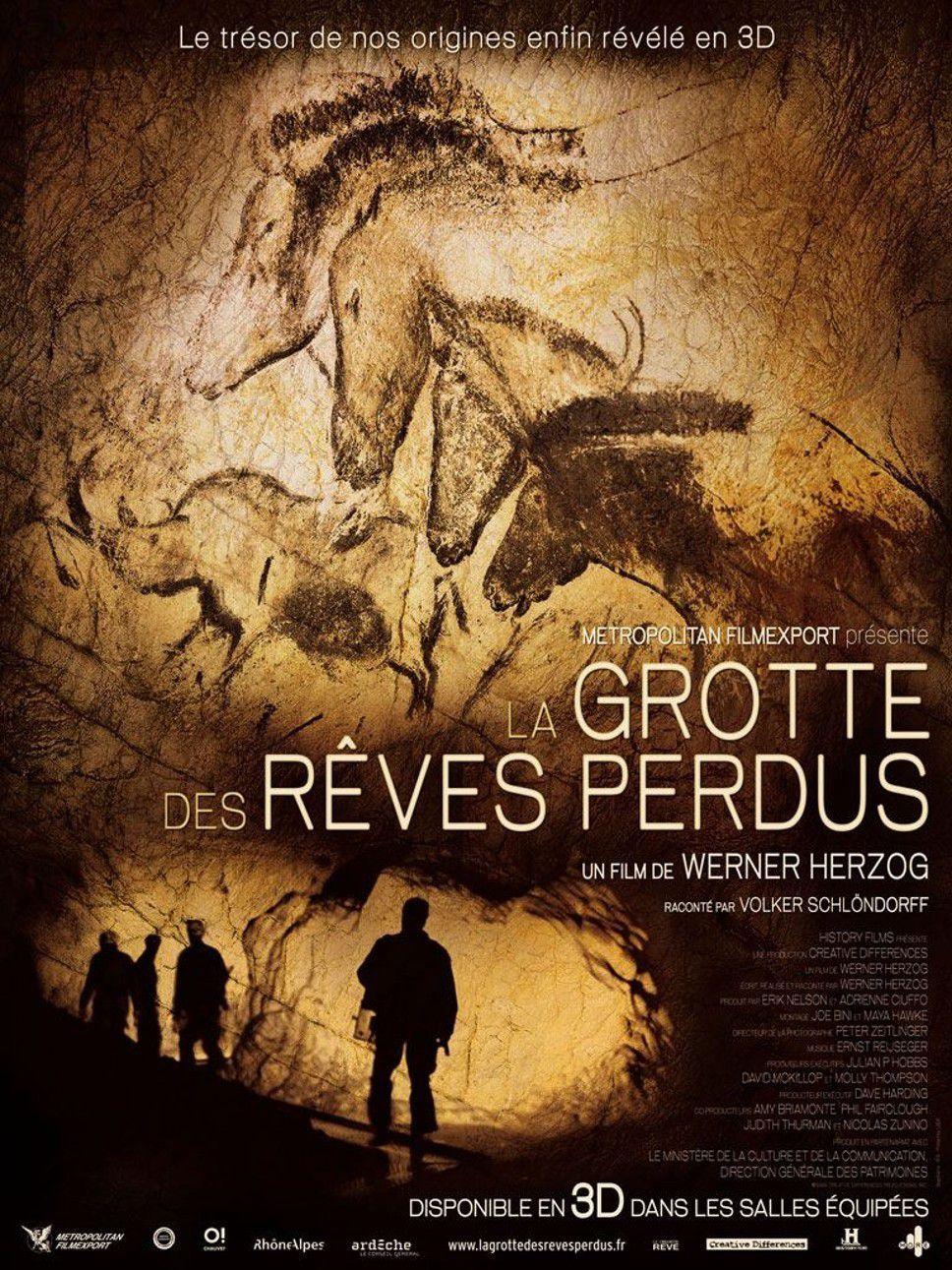 La Grotte des rêves perdus - Documentaire (2011)