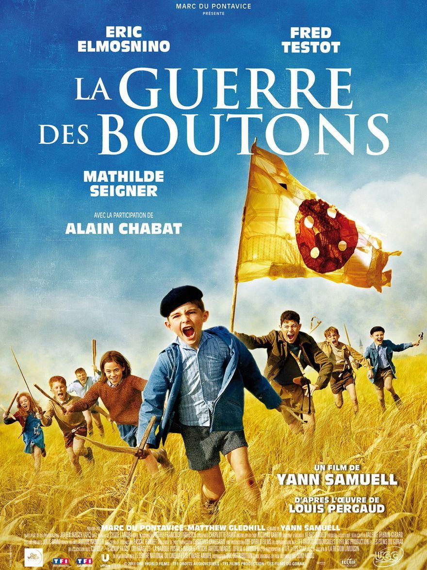 La Guerre des boutons - Film (2011)
