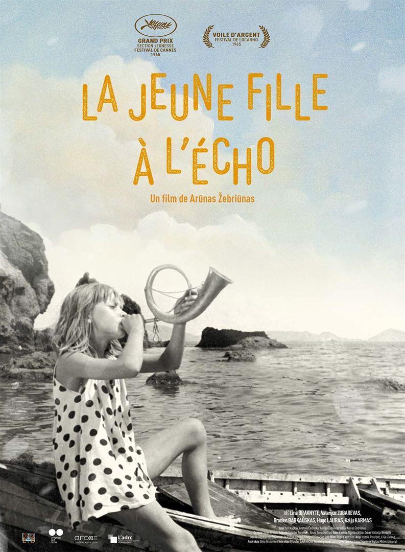 La Jeune Fille à l'écho - Film (1964)