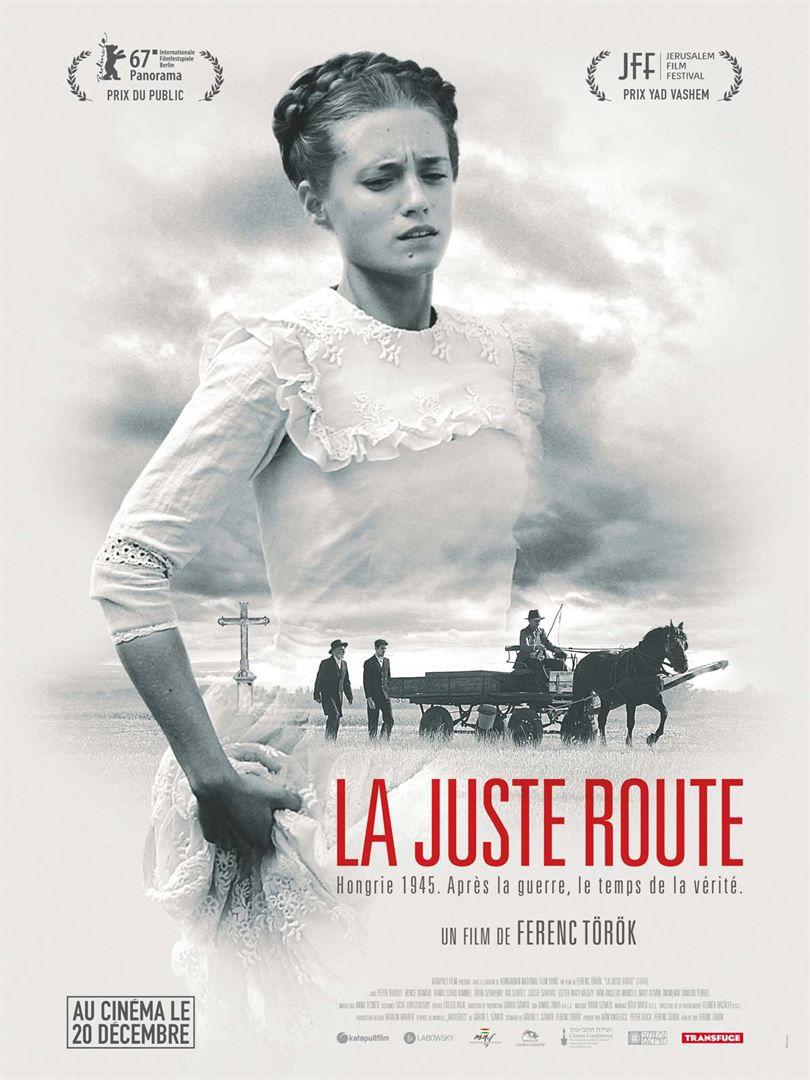 La Juste Route - Film (2018)