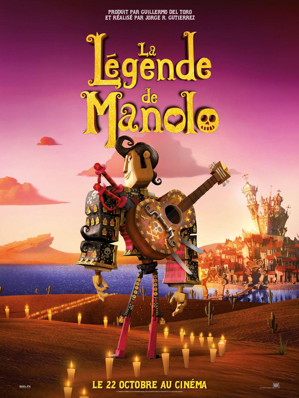 La Légende de Manolo - Long-métrage d'animation (2014)