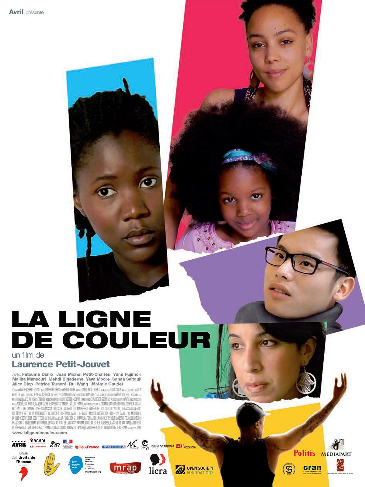 La Ligne de couleur - Documentaire (2015)