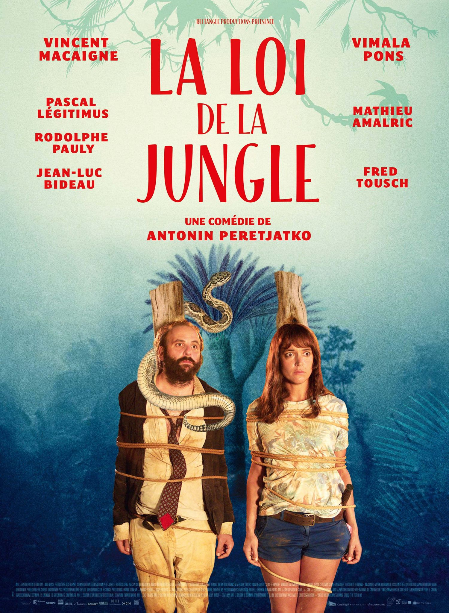 La Loi de la jungle - Film (2016)