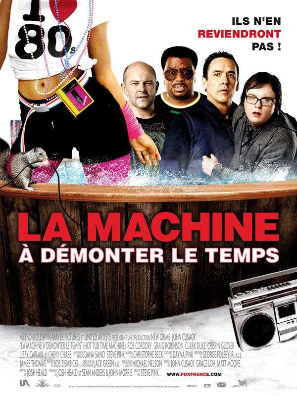 La Machine à démonter le temps - Film (2010)