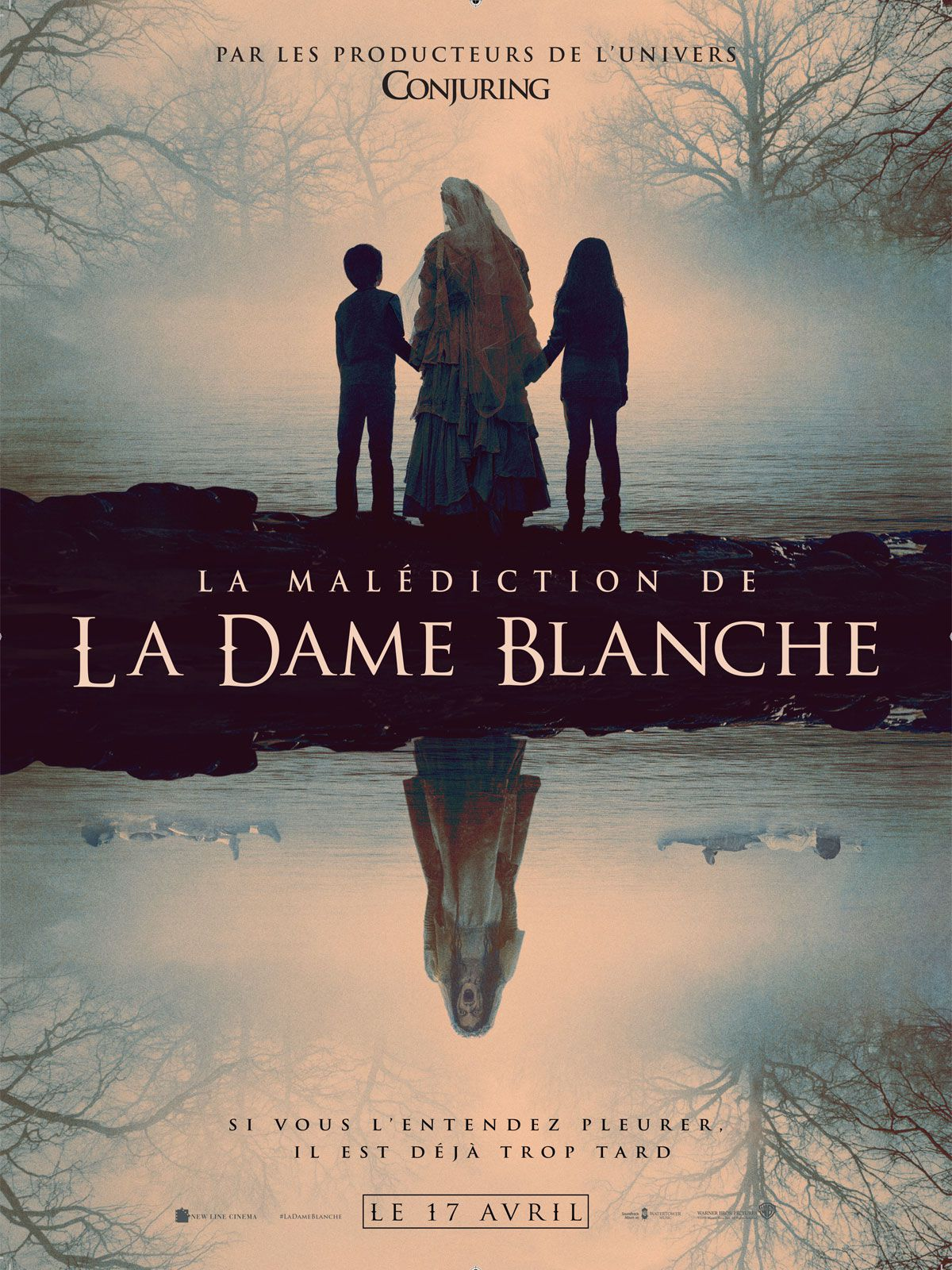 La Malédiction de la Dame blanche - Film (2019)