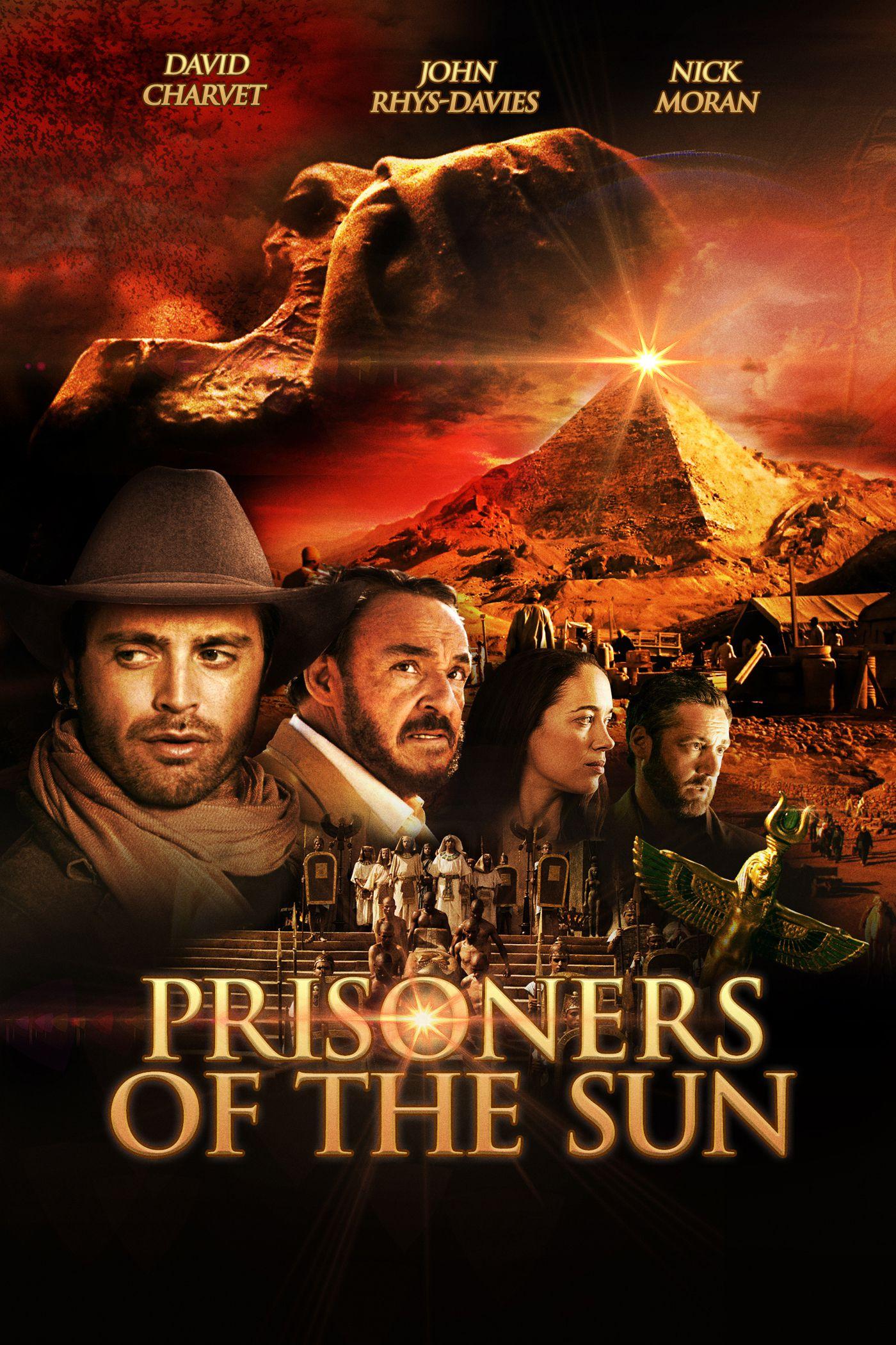 La Malédiction de la pyramide - Film (2013)