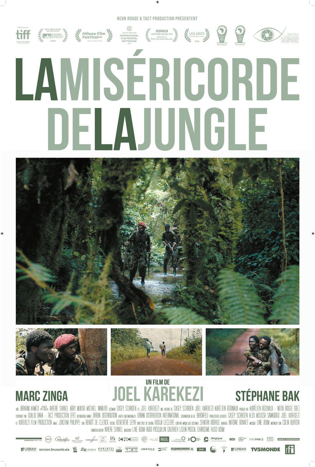 La Miséricorde de la Jungle - Film (2019)