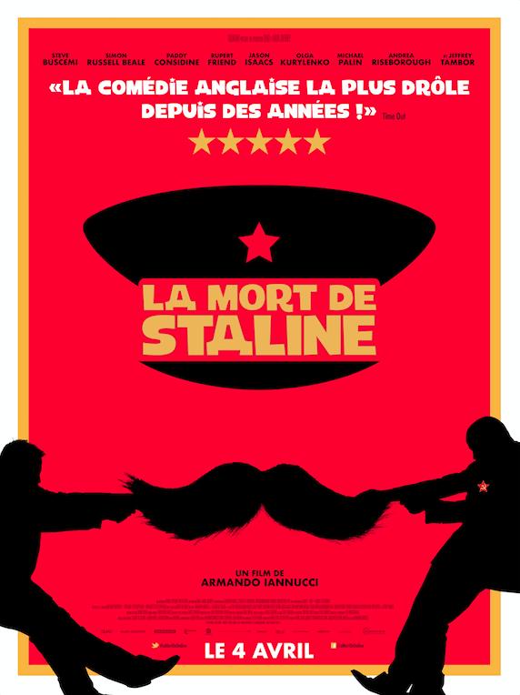 La Mort de Staline - Film (2018)