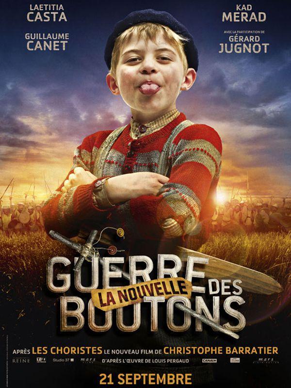 La Nouvelle Guerre des boutons - Film (2011)