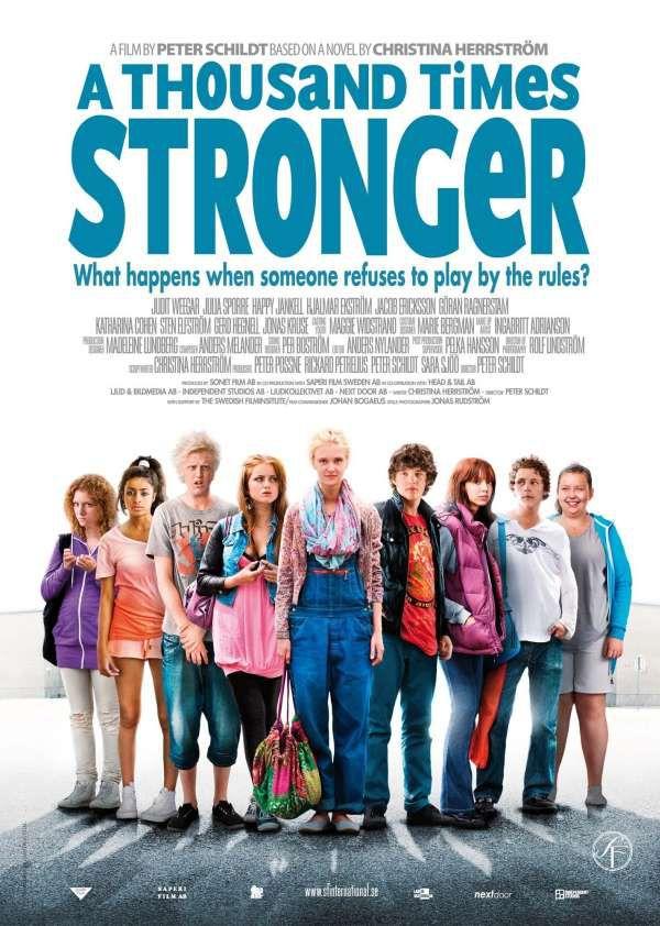 La Nouvelle de la classe est mille fois plus forte - Film (2010)