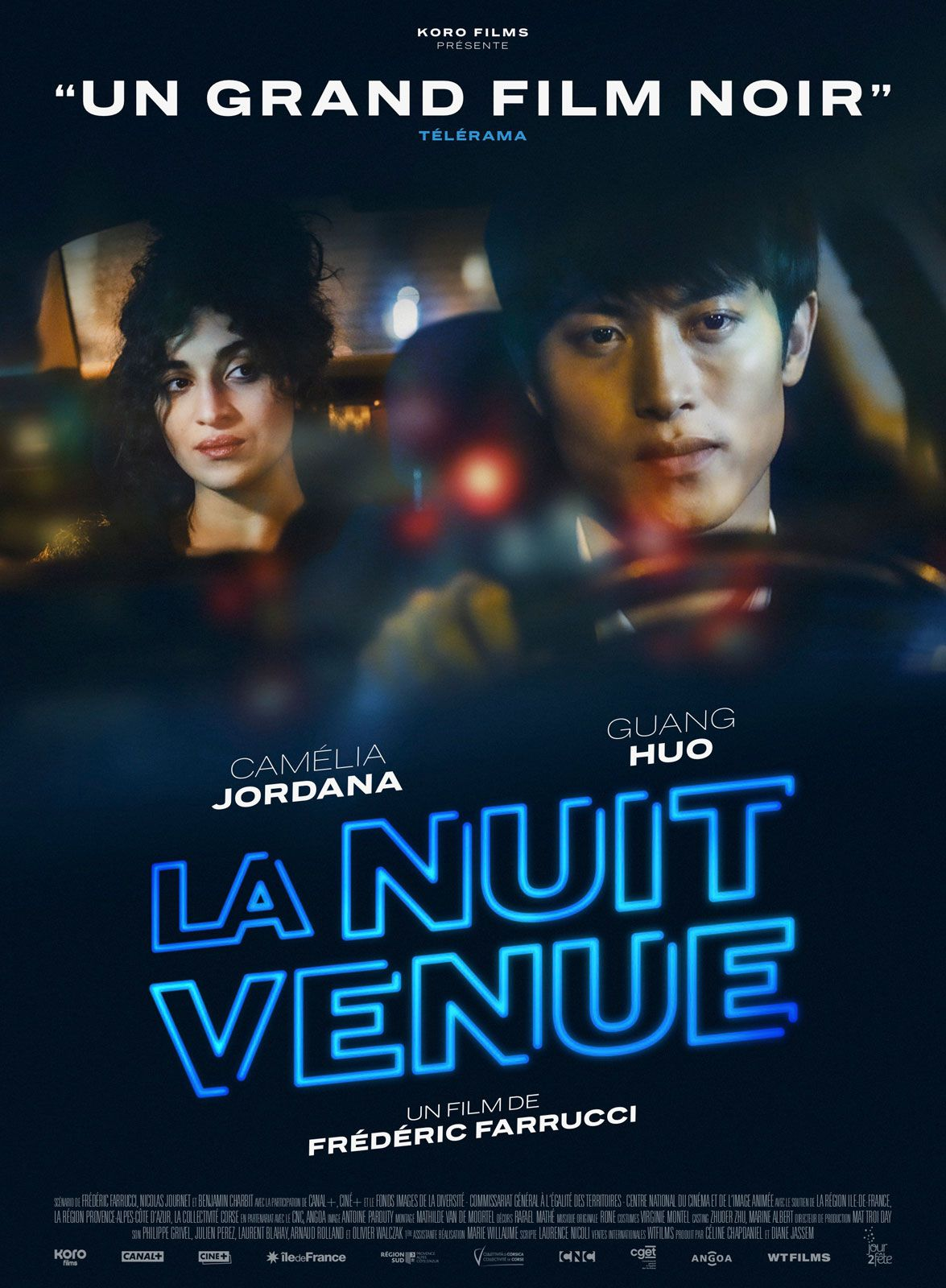 La Nuit venue - Film (2020)