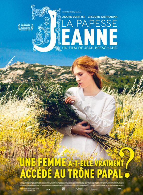 La Papesse Jeanne - Film (2017)