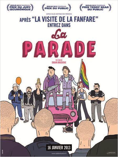 La Parade - Film (2011)