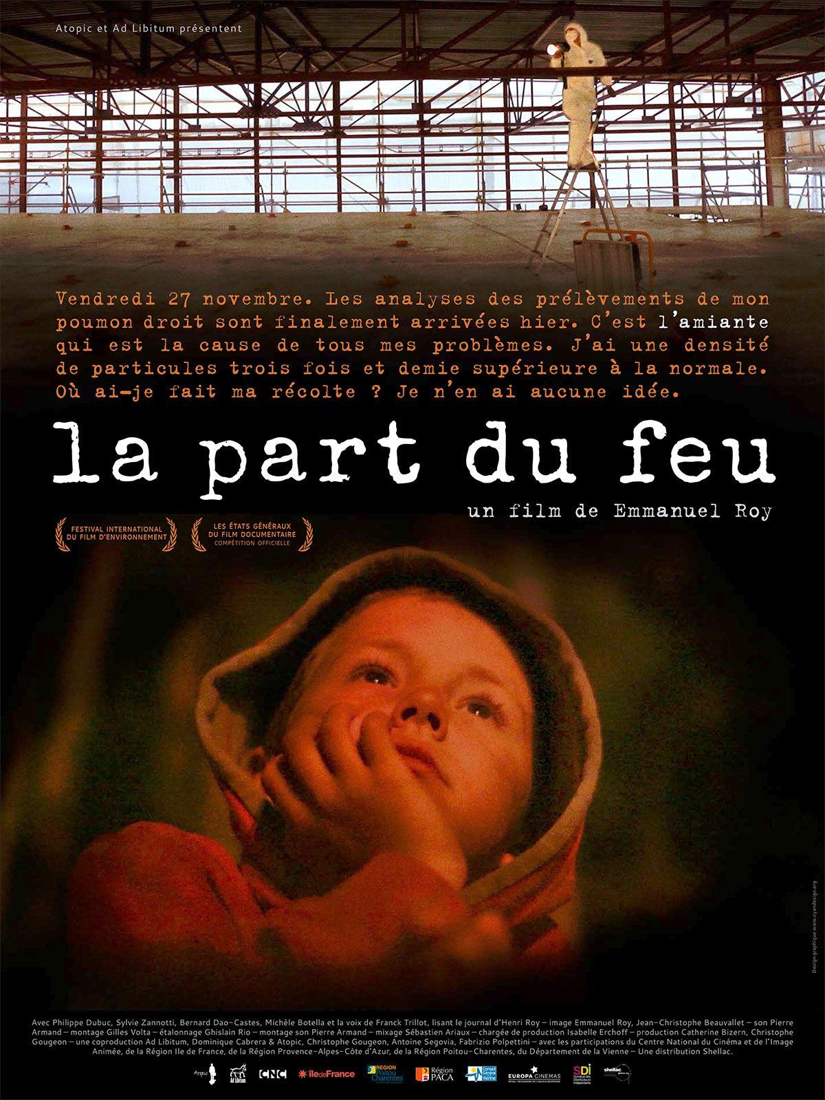 La Part du Feu - Documentaire (2013)