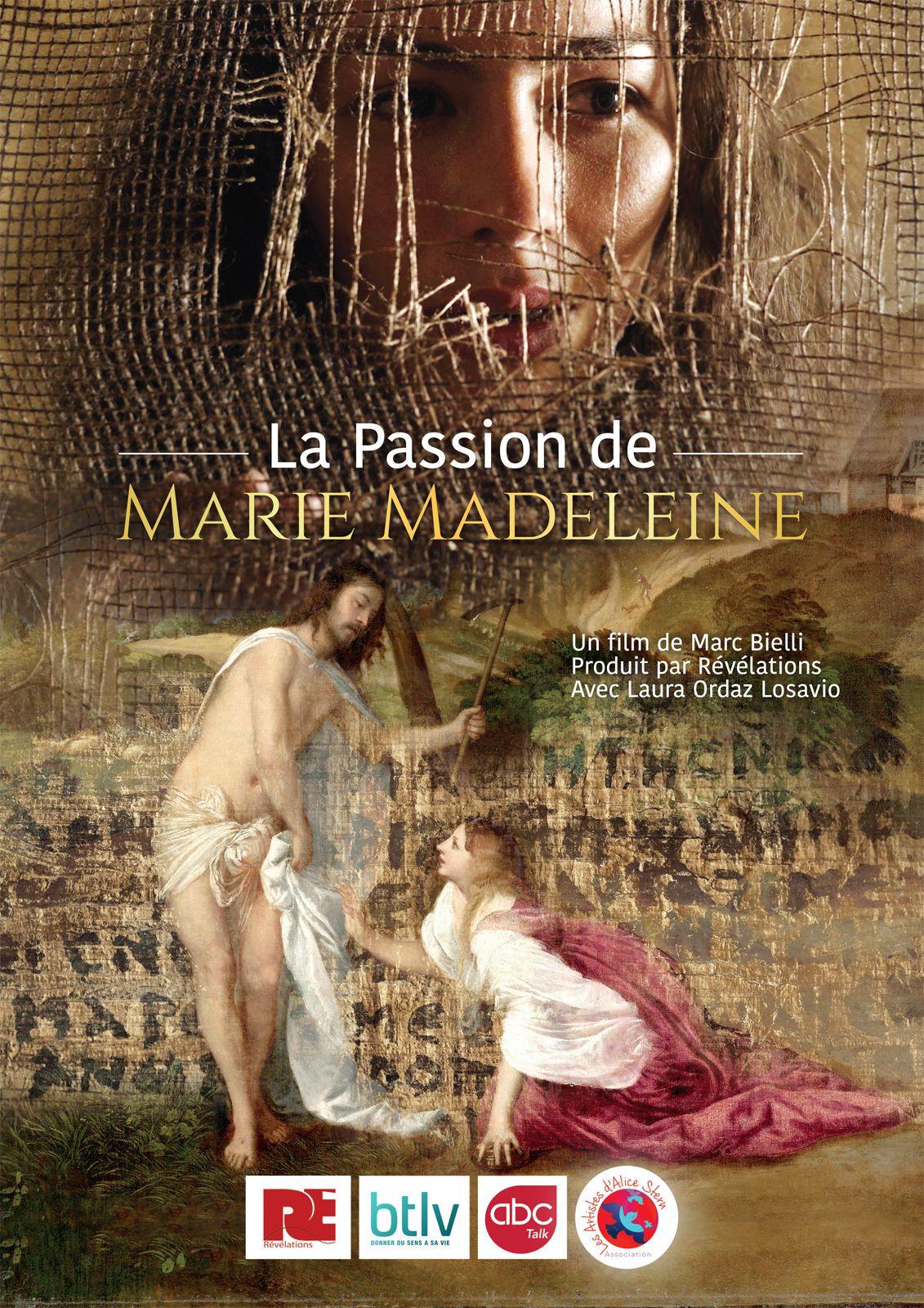 La Passion de Marie Madeleine - Documentaire (2019)