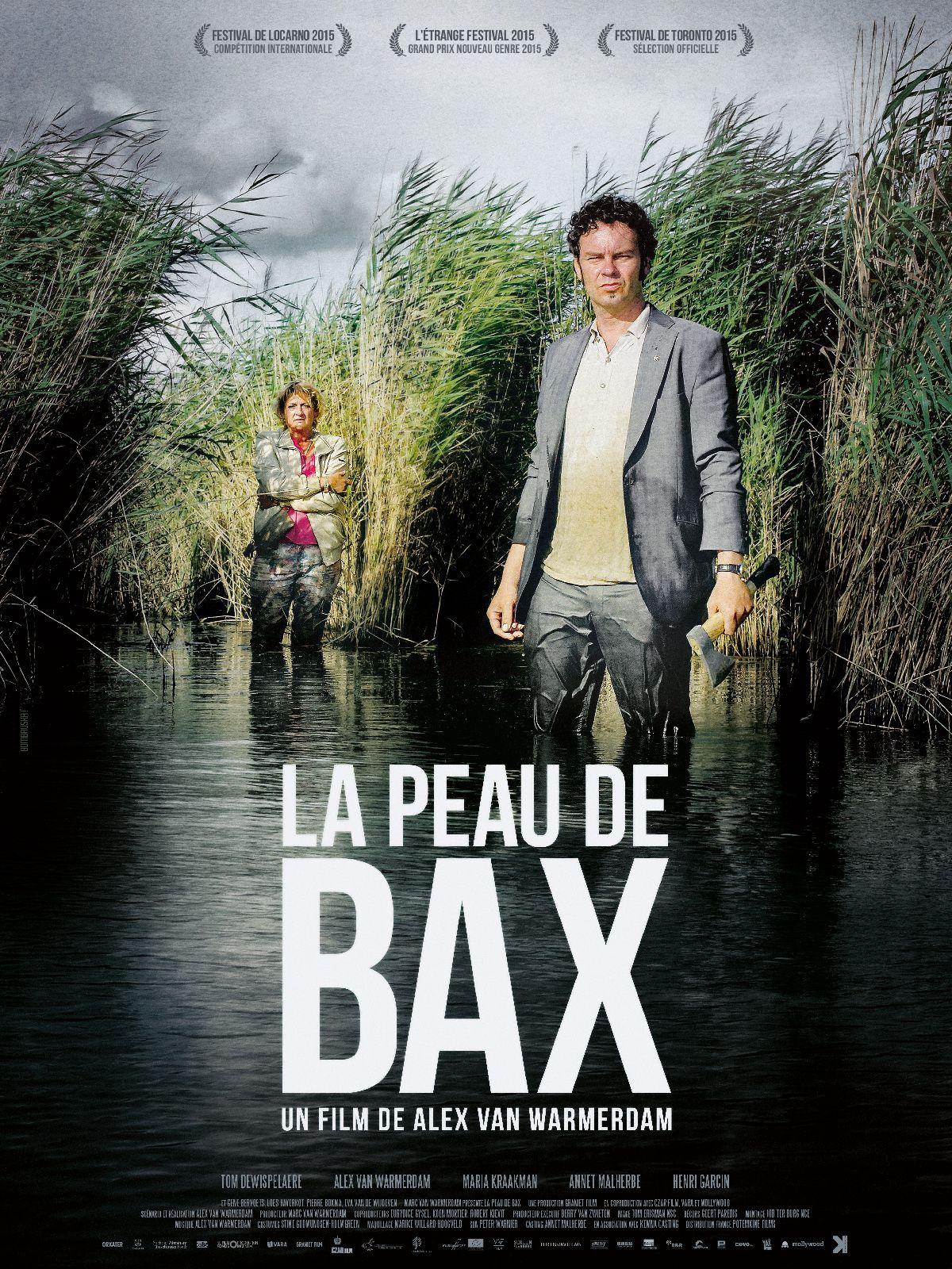 La Peau de Bax - Film (2015)