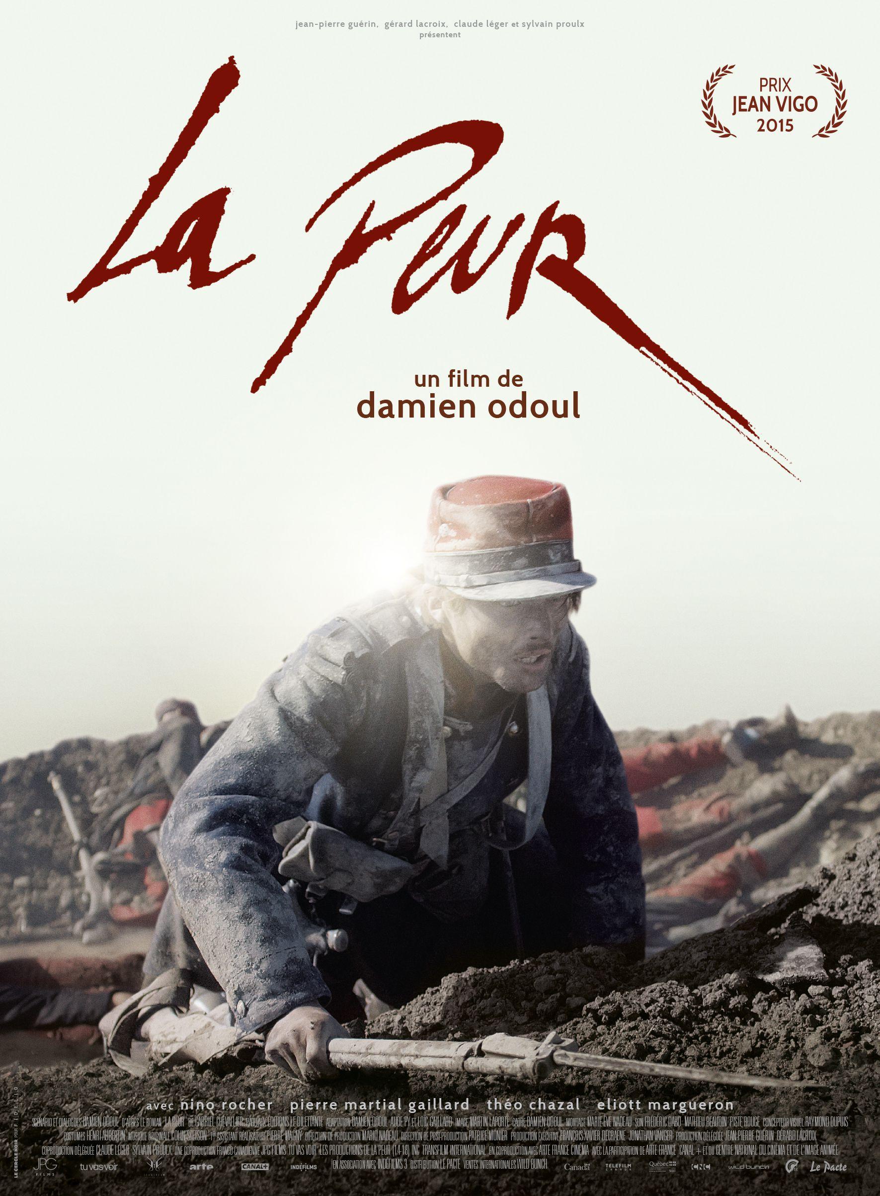 La Peur - Film (2015)