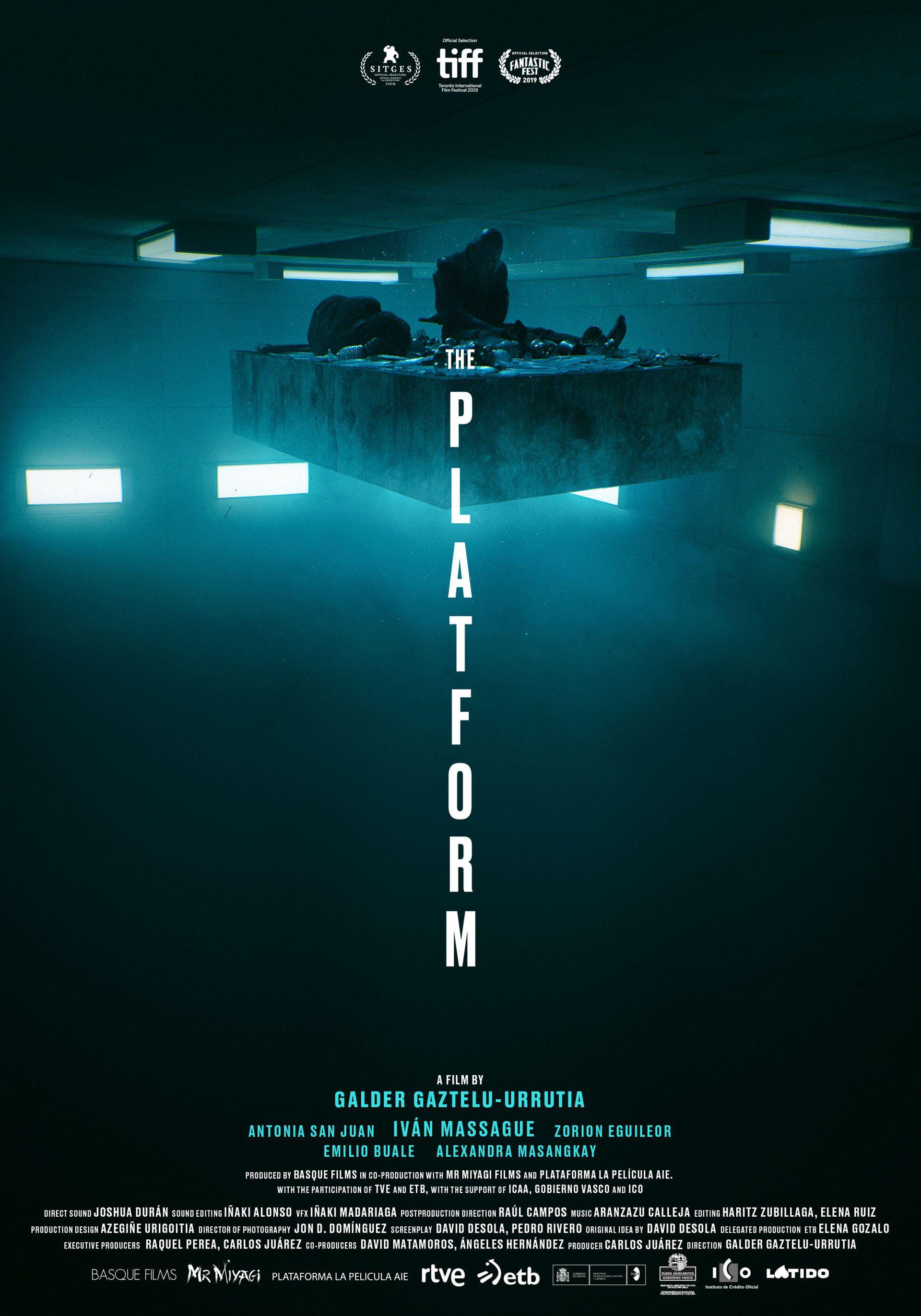 La Plateforme - Film (2020)