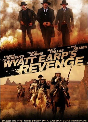 La Première Chevauchée de Wyatt Earp - Film (2012)