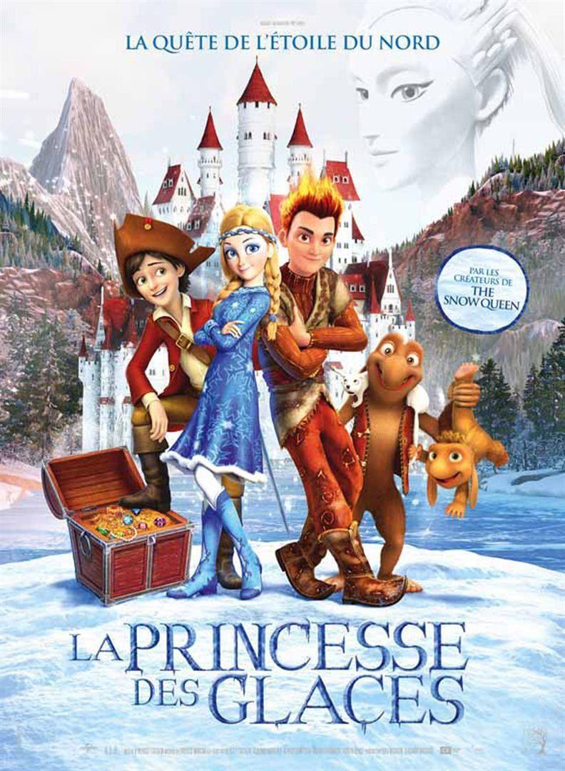 La Princesse des Glaces - Film (2018)