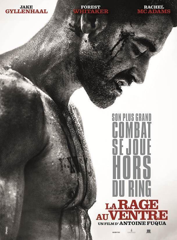 La Rage au ventre - Film (2015)
