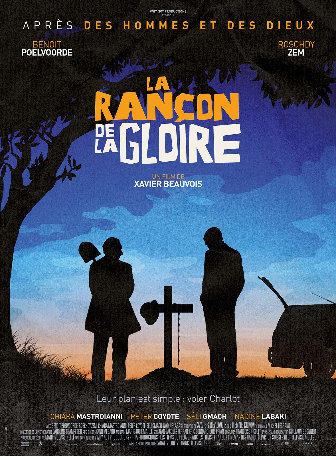 La Rançon de la gloire - Film (2015)