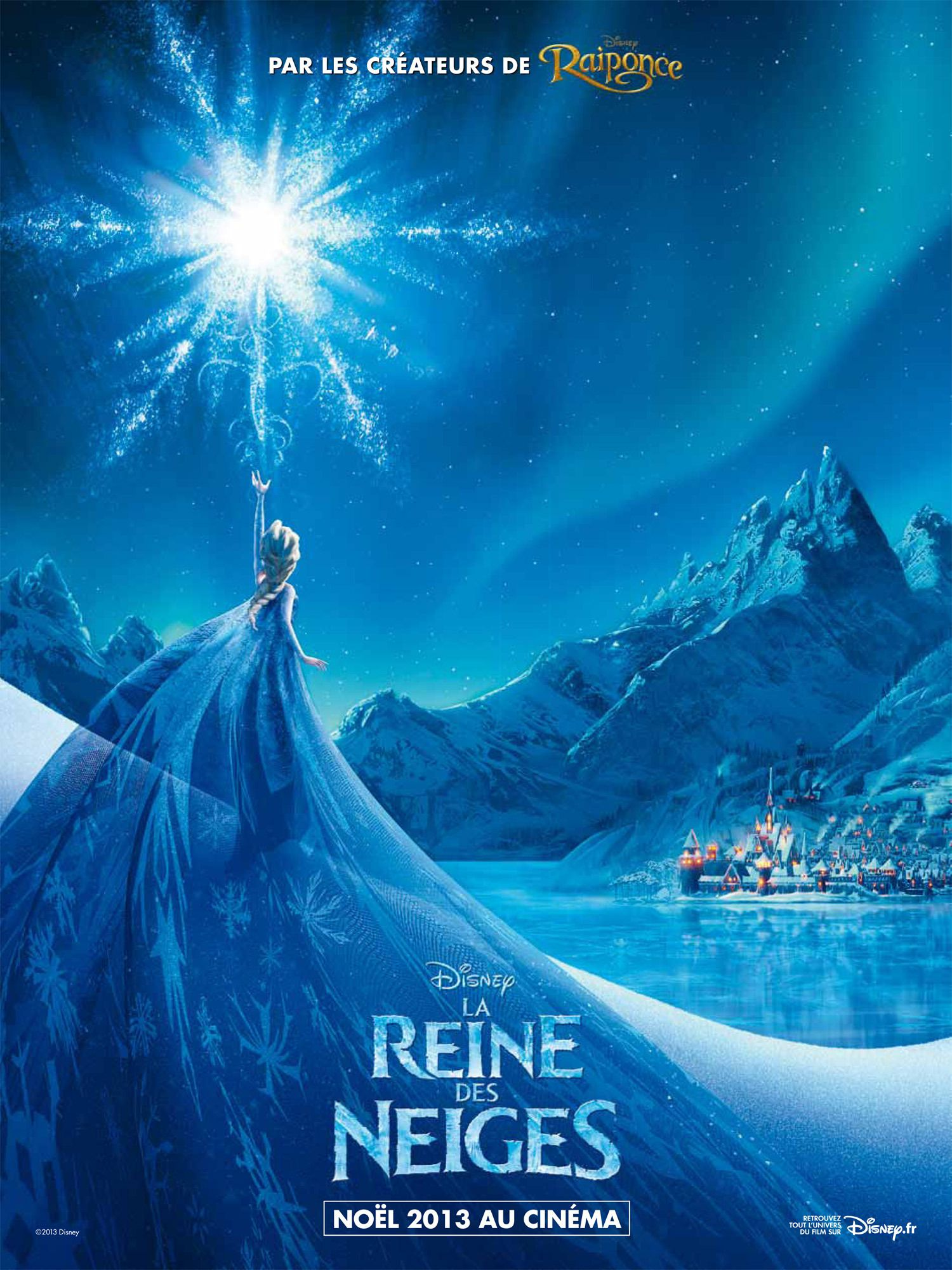 La Reine des Neiges - Long-métrage d'animation (2013)