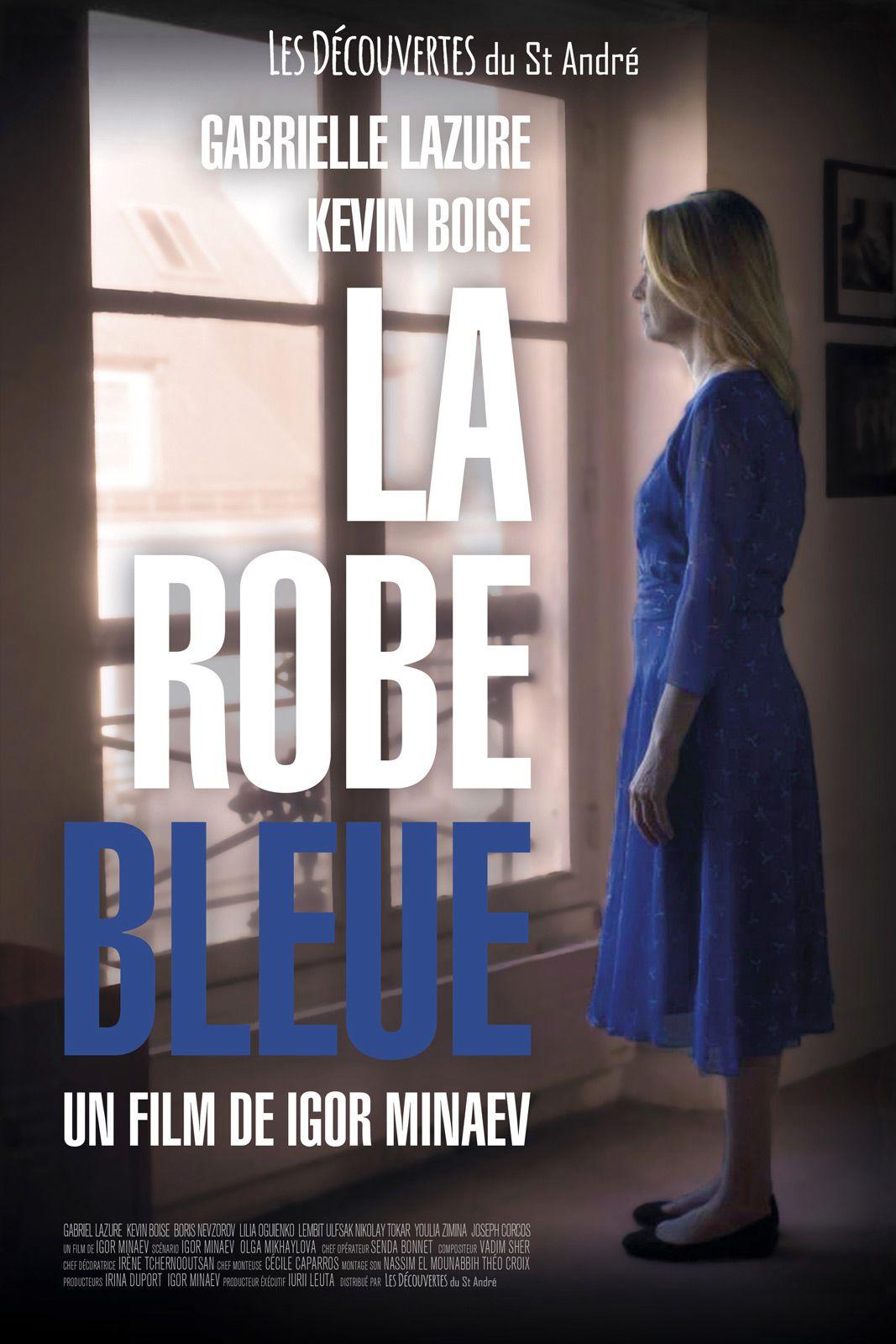 La Robe Bleue - Film (2017)