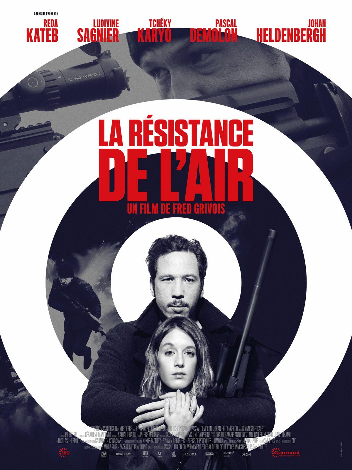 La Résistance de l'air - Film (2015)
