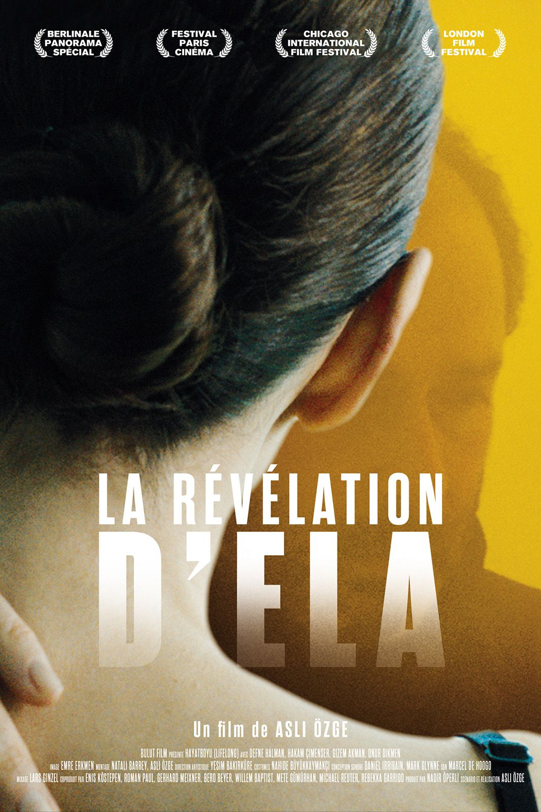 La Révélation d'Ela - Film (2015)