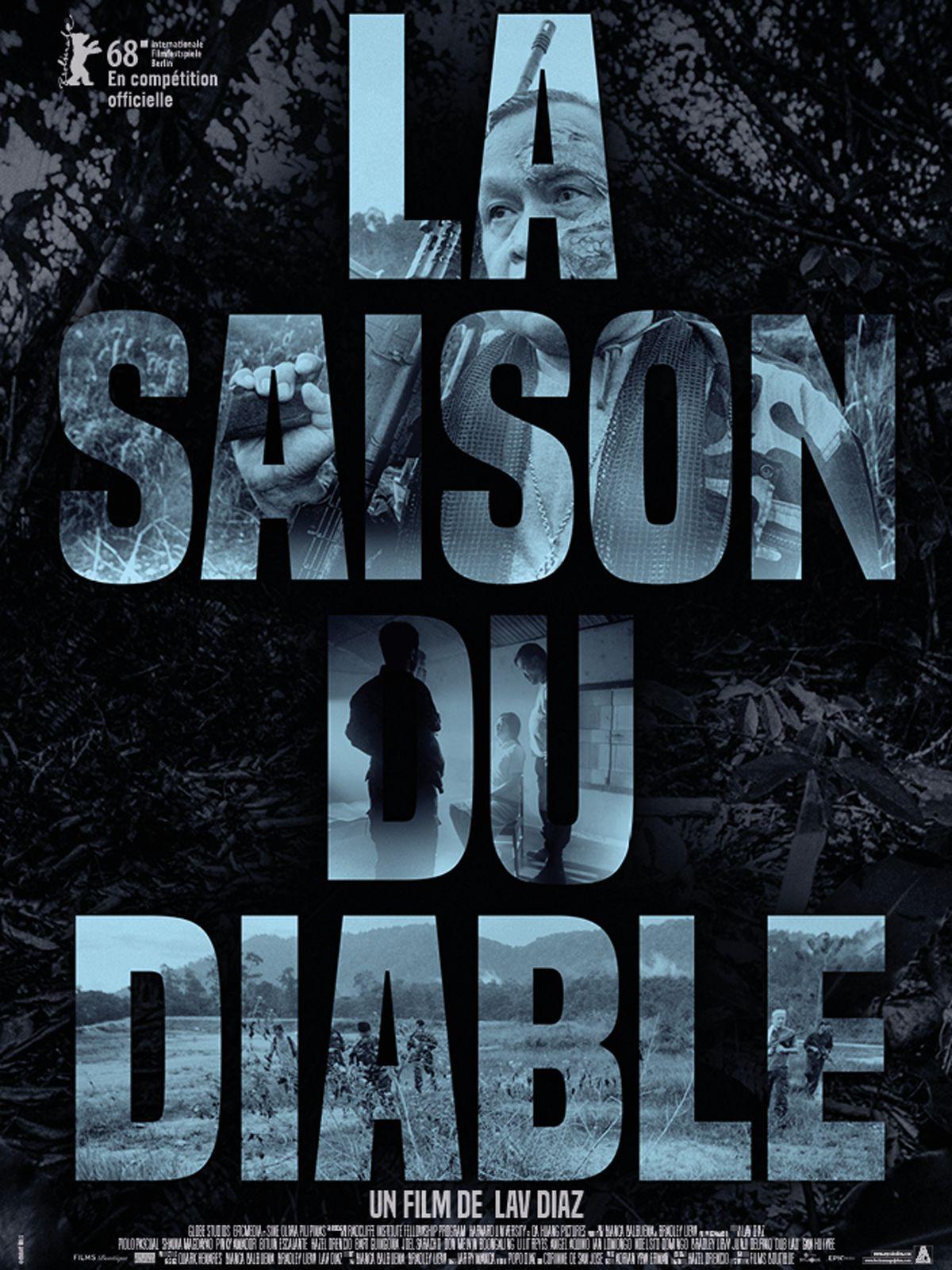La Saison du diable - Film (2018)