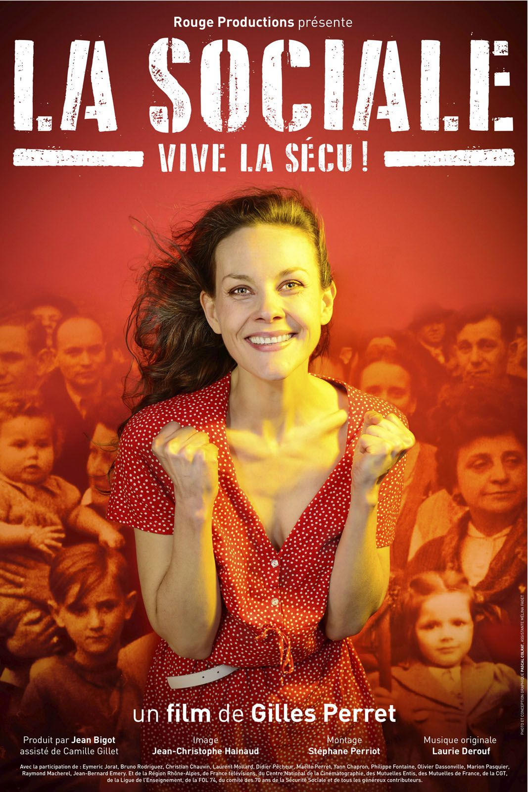 La Sociale - Documentaire (2016)