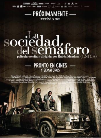 La Sociedad del Semaforo - La Communauté du feu rouge - Film (2010)