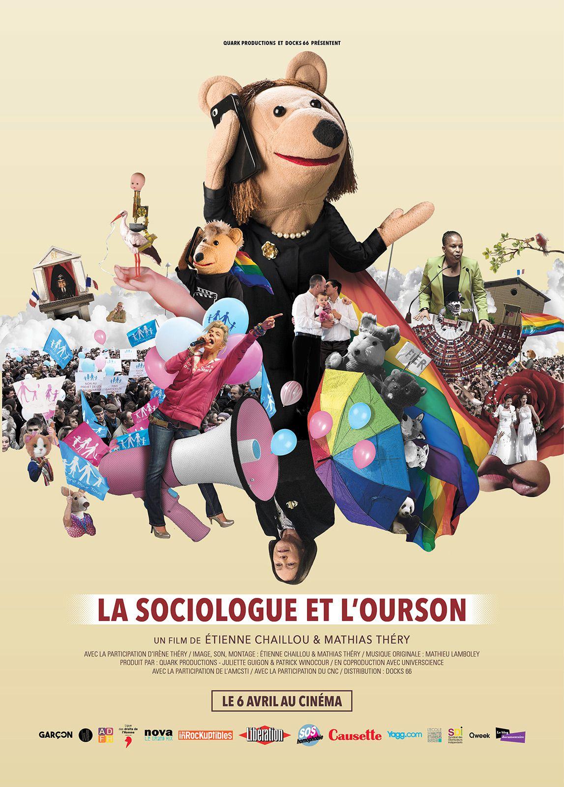 La Sociologue et l'Ourson - Documentaire (2016)