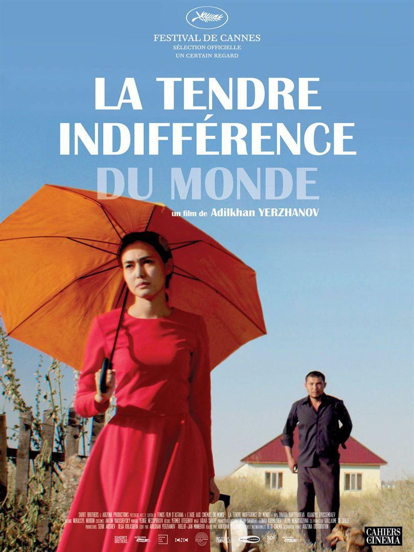 La Tendre indifférence du monde - Film (2018)