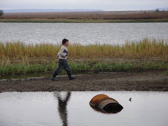 La Toundra des enfants perdus - Documentaire (2011)