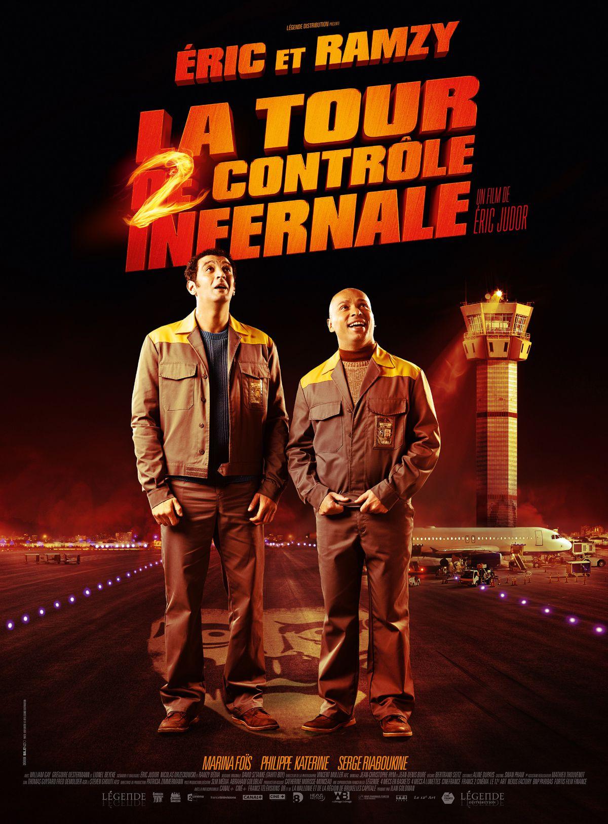 La Tour 2 contrôle infernale - Film (2016)