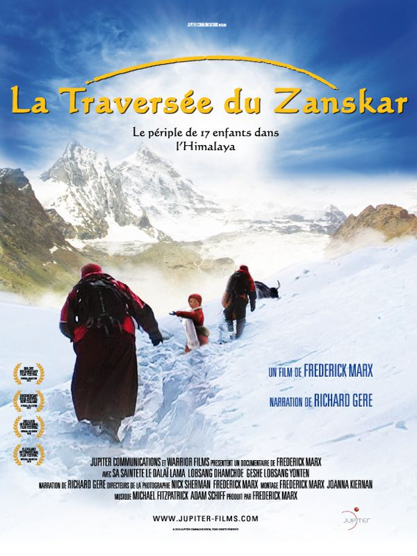 La Traversée du Zanskar - Documentaire (2011)