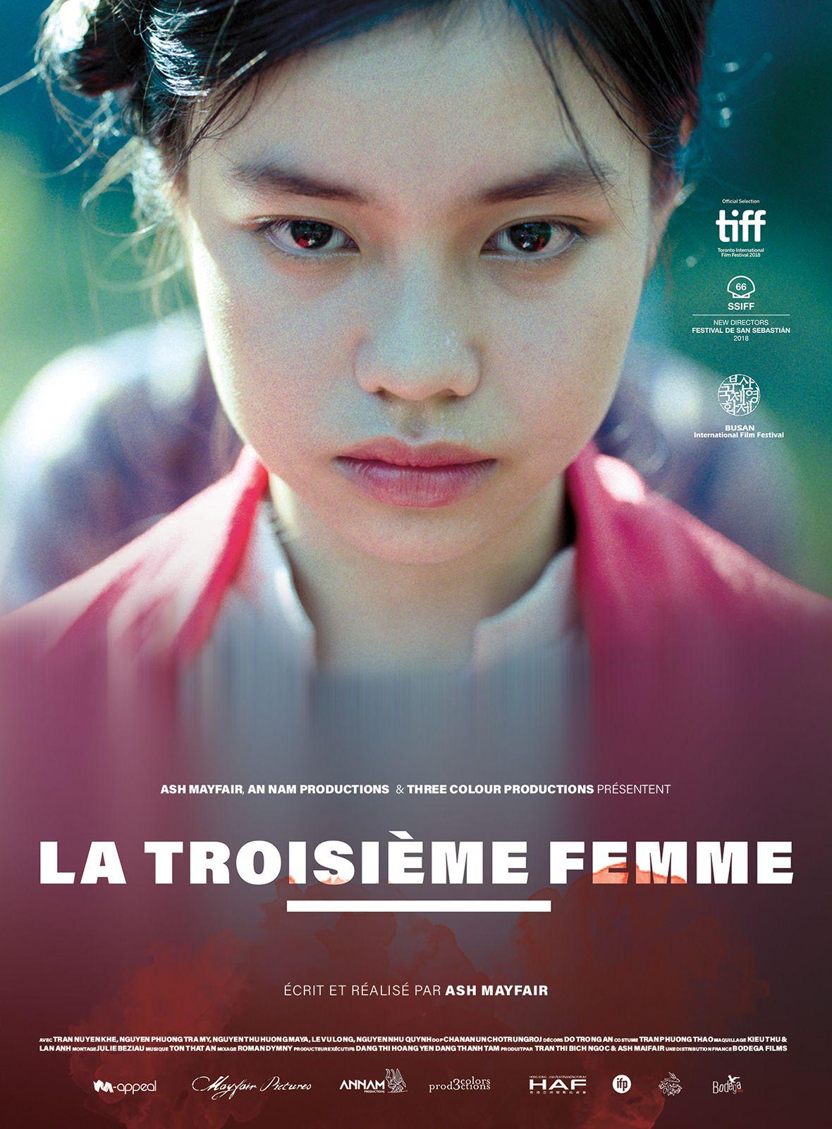 La Troisième femme - Film (2020)