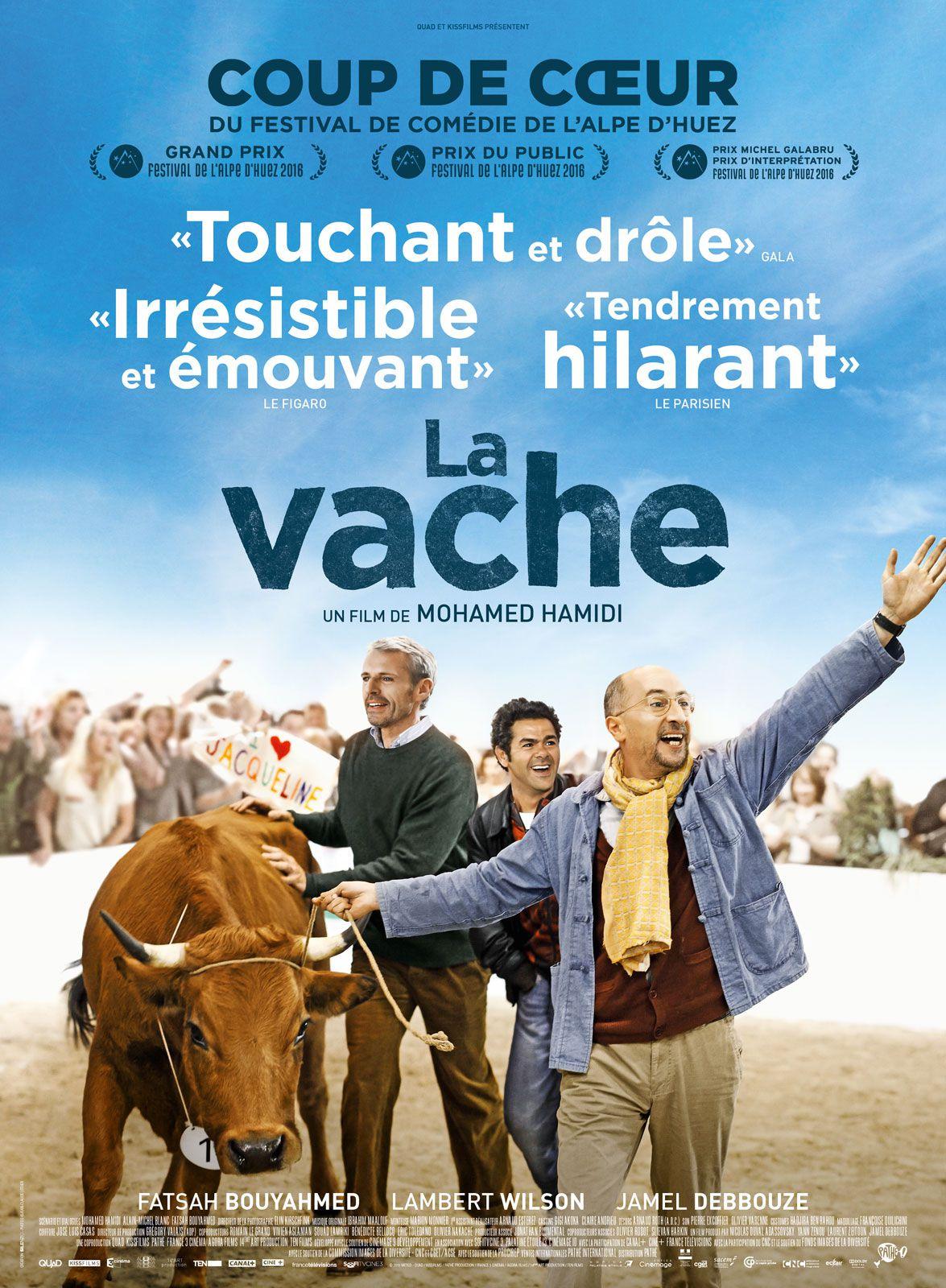 La Vache - Film (2016)