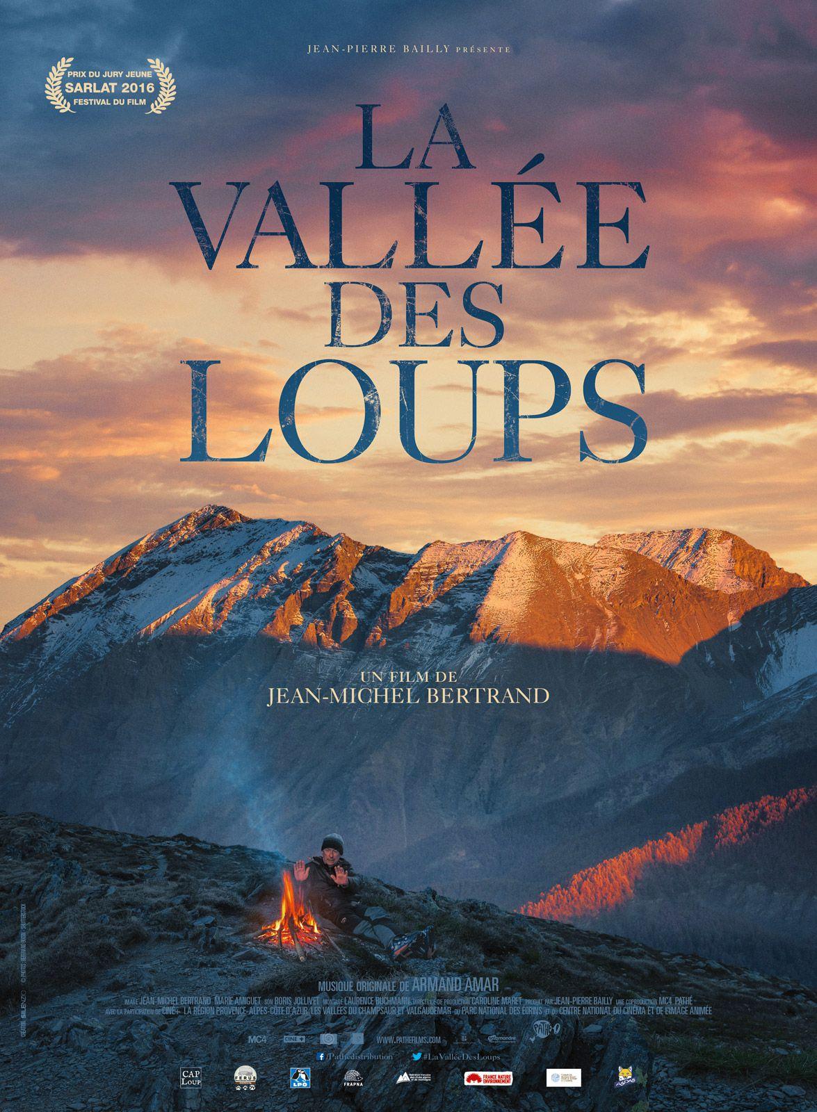 La Vallée des loups - Documentaire (2017)